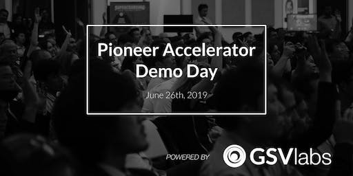 Pioneer Accelerator Demo Day