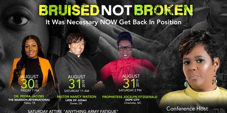 Bruised NOT Broken! tickets