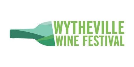 Wytheville Wine Festival tickets