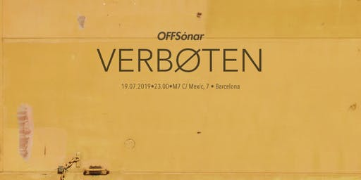 Verboten w Karotte,Teenage Mutants,Moonwalk & Ramiro Lopez
