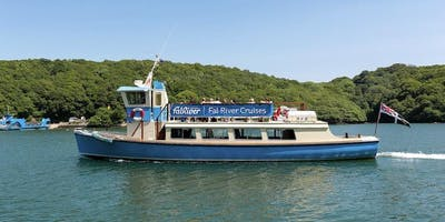 Falmouth River Cruise and Lunch (Private Hire of Boat)