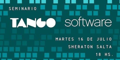 Seminario Tango Software tickets