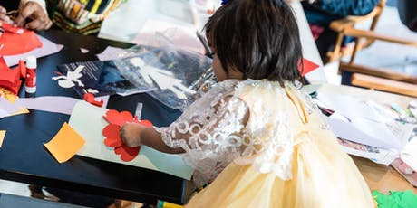 Open House Families: Paint, Paper, Pencil, Clay tickets