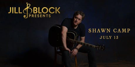 Jill Block Presents: The Masters starring Shawn Camp tickets