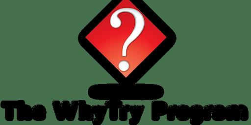WhyTry Level 1 Facilitator Training - COLLEGE STATION