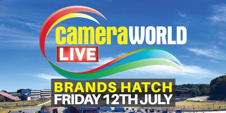 CameraWorld Live - Kents Biggest Camera Show at Brands Hatch Race Circuit  tickets