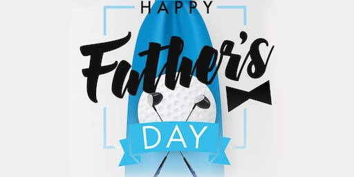 Father's Day Golf with Gold