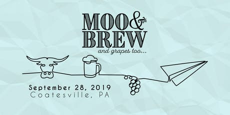 2019 Moo & Brew and Grapes too... tickets