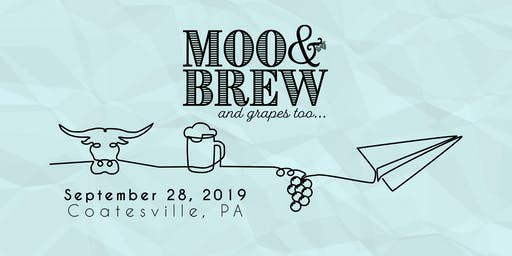 2019 Moo & Brew and Grapes too...