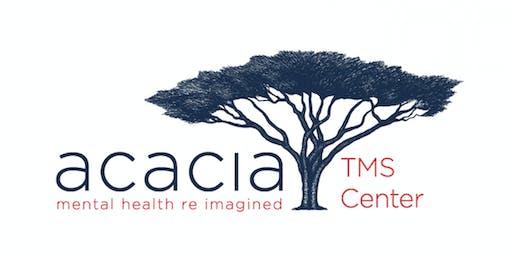 Acacia Mental Health Studio TMS Talk