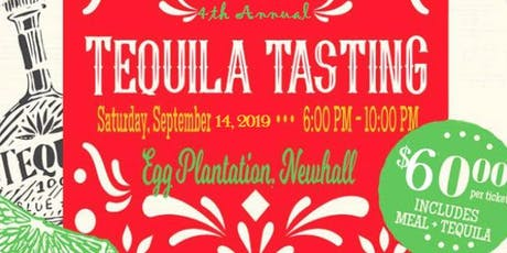 4th Annual Tequila Tasting - SC Sunrise Rotary Club tickets