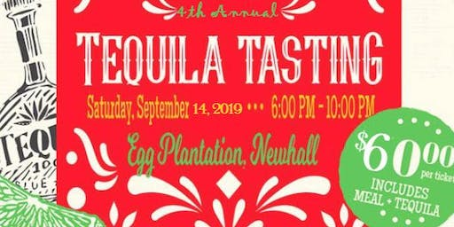 4th Annual Tequila Tasting - SC Sunrise Rotary Club