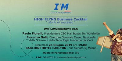 High Flying Business Cocktail - Storie di successo