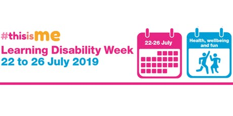 The Grand Finale Disco - Learning Disability Week 2019 tickets