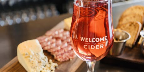 Welcome to Cider: Cider and Food Pairing tickets