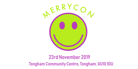 MERRYCON 4! - A family friendly boardgame convention tickets