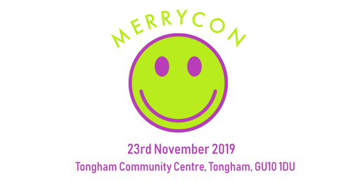 MERRYCON 4! - A family friendly boardgame convention