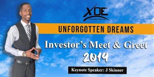 Investor's Meet & Greet 2019