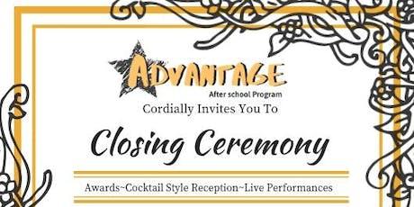 LIU Advantage Closing Ceremony tickets