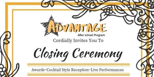 LIU Advantage Closing Ceremony