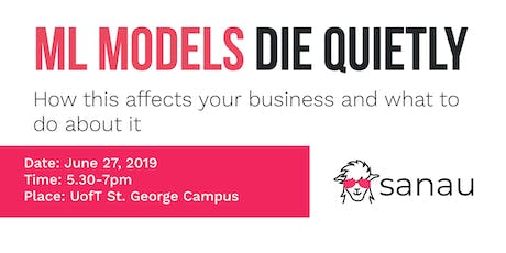 ML models die quietly and it hurts your business. What to do about it? tickets