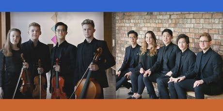 Riedl Quartet & Ensemble Cosmopolitan tickets