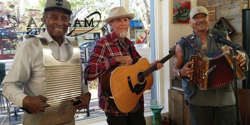Roots Zydeco with Blue Runners Trio