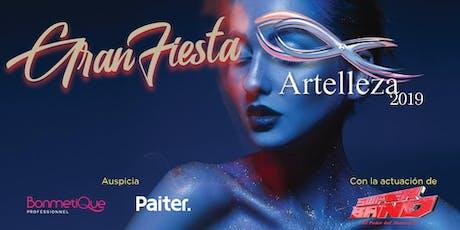Fiesta Artelleza 2019 entradas