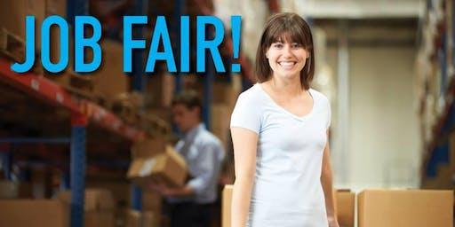Staffmark Bring a Friend Job Fair