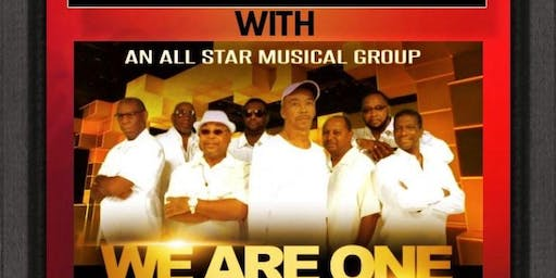 We Are One X-Perience, Tribute to Frankie Beverly & Maze