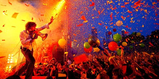 Volunteer Opportunity - Flaming Lips