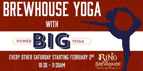 Big Power Yoga at Odell tickets