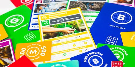 BPWHK: the 2030 SDGs Game tickets