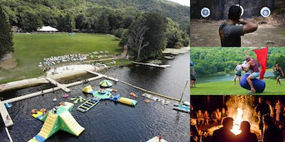 July 4th Weekend @ Club Getaway, Summer Camp for Grown-Ups