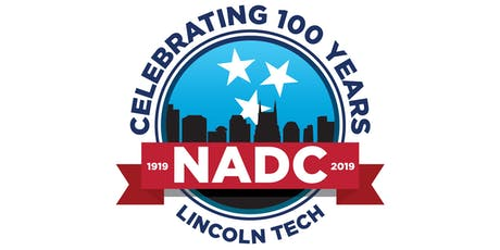 Lincoln Tech's NADC 100th Anniversary & Alumni Reunion tickets