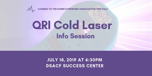 QRI Cold Laser Info Session