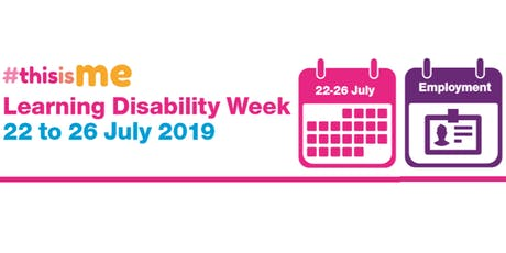 Employment Fair - Learning Disability Week 2019 tickets