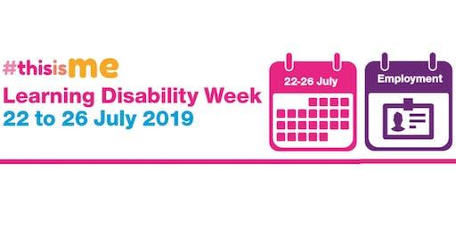 Employment Fair - Learning Disability Week 2019