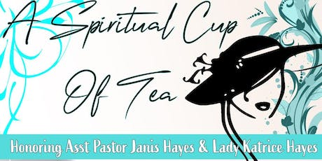 """One Vision Worship Center's   """"A Spiritual Cup of Tea"""" tickets"""
