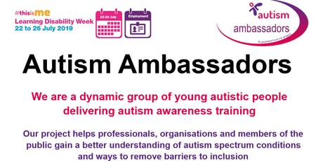 Autism Awareness Workshop - Learning Disability Week 2019 tickets