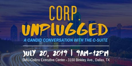 Corp Unplugged tickets