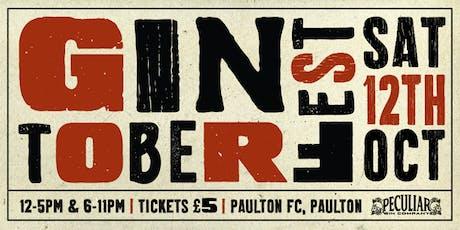 Gintoberfest @ Paulton Rovers tickets