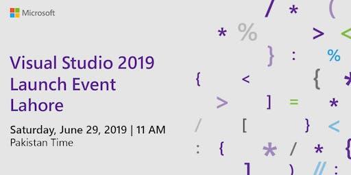 Visual Studio 2019 Launch Event - Lahore