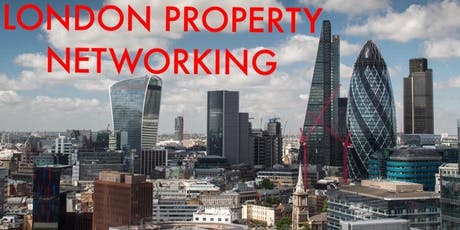 London Property Networking tickets