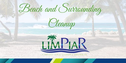 Beach cleanup / Limpieza de playa