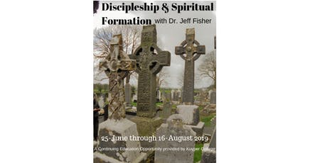 Discipleship & Spiritual Formation: Continuing Education tickets