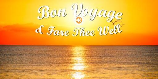 Our Kids Bon Voyage Happy Hour