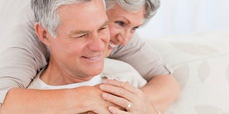 Shoulder pain health talk tickets