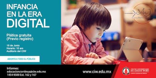 Infancia en la era digital