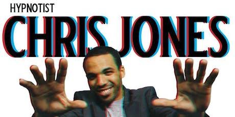 Chris Johns tickets